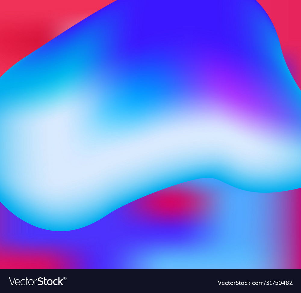 Background style abstract liquid splash bubble