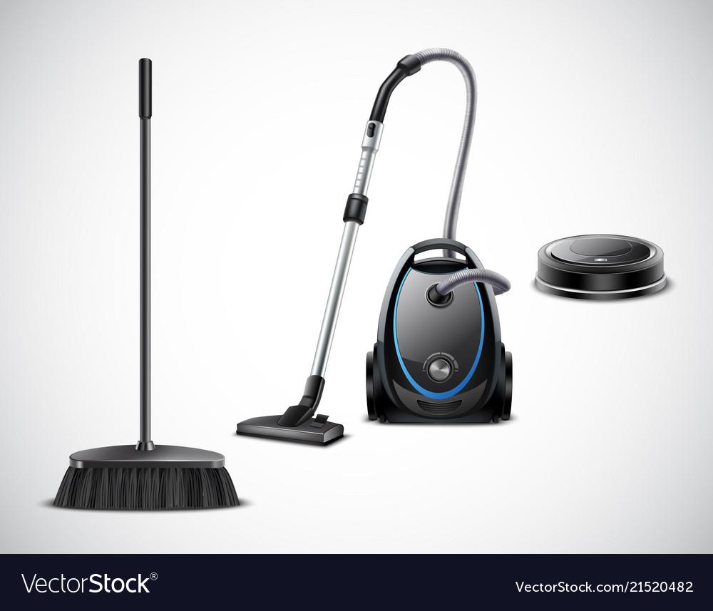 Vacuum cleaner evolution realistic