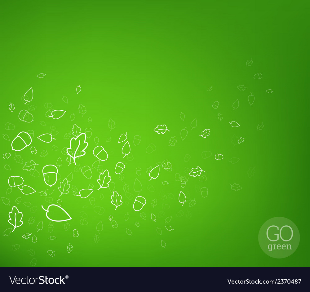 Abstract nature fly background