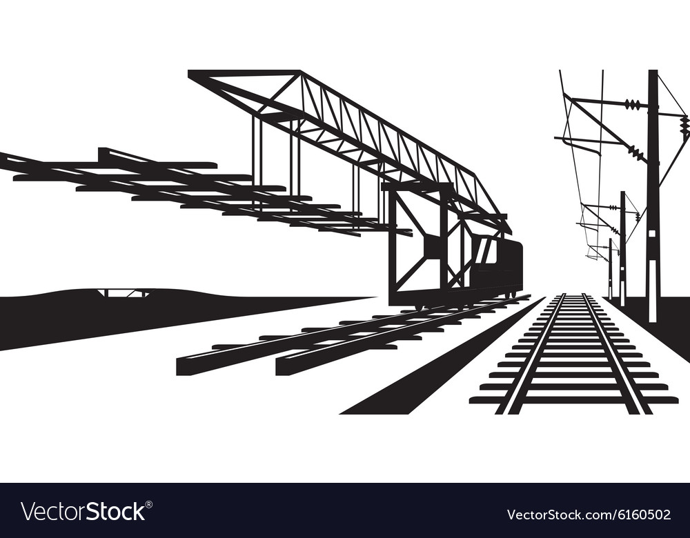 Construction of railway track