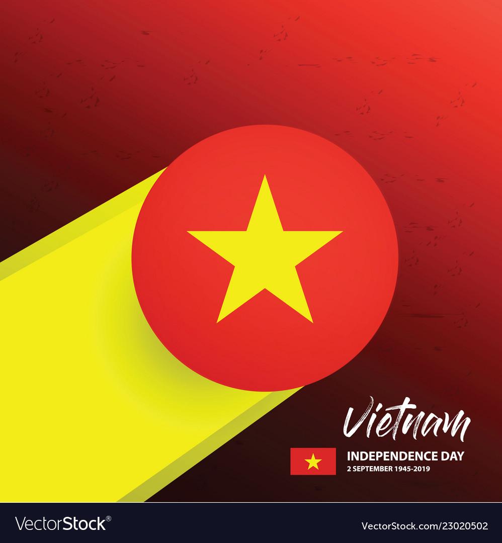 Vietnam independence day background