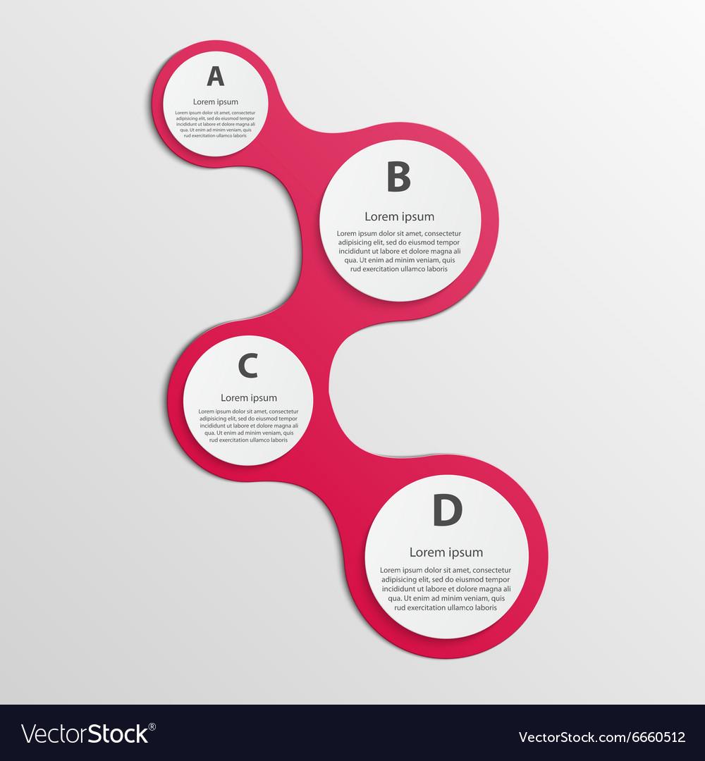 Modern infographic Design elements