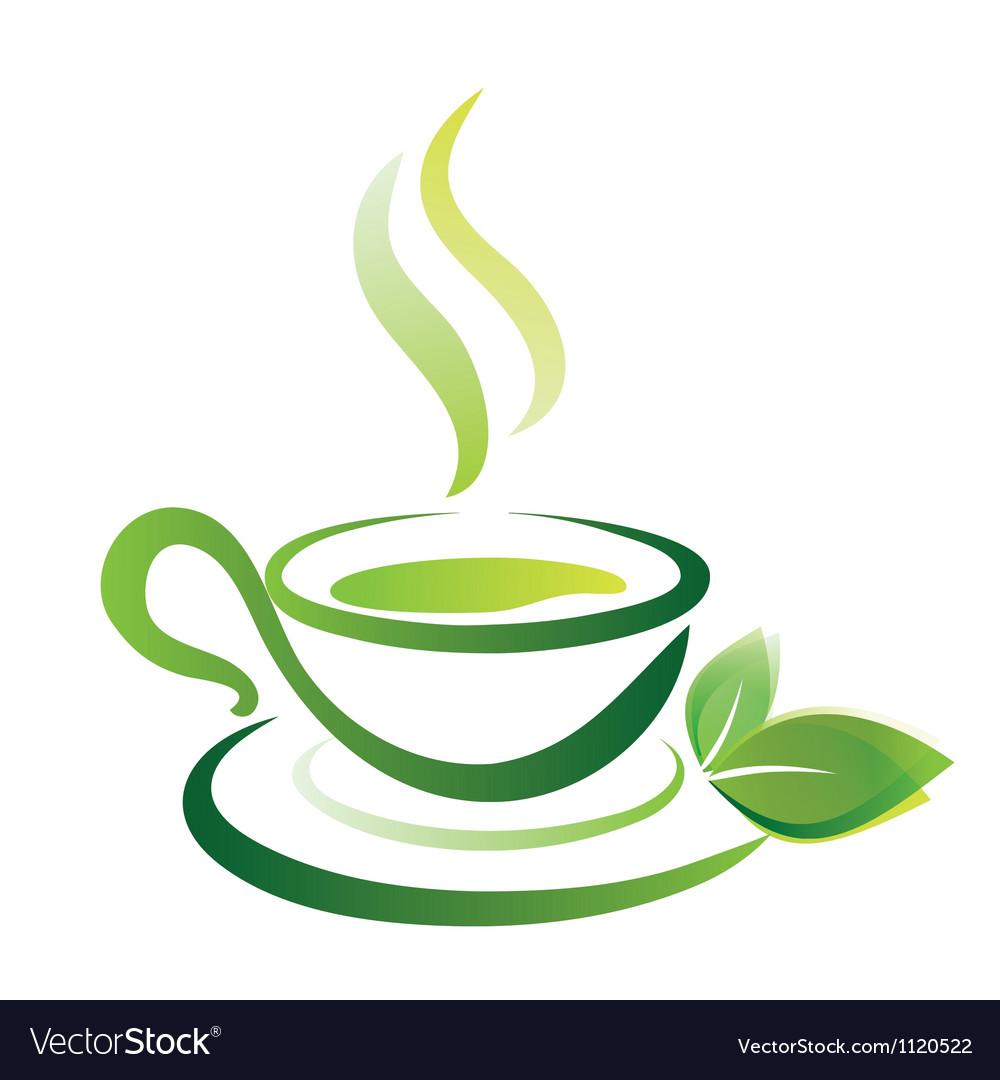 tea cup royalty free vector image vectorstock vectorstock
