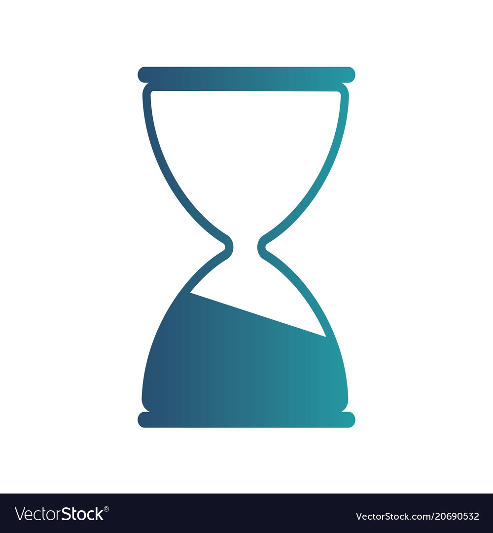 Hourglass icon web and mobile busy sign