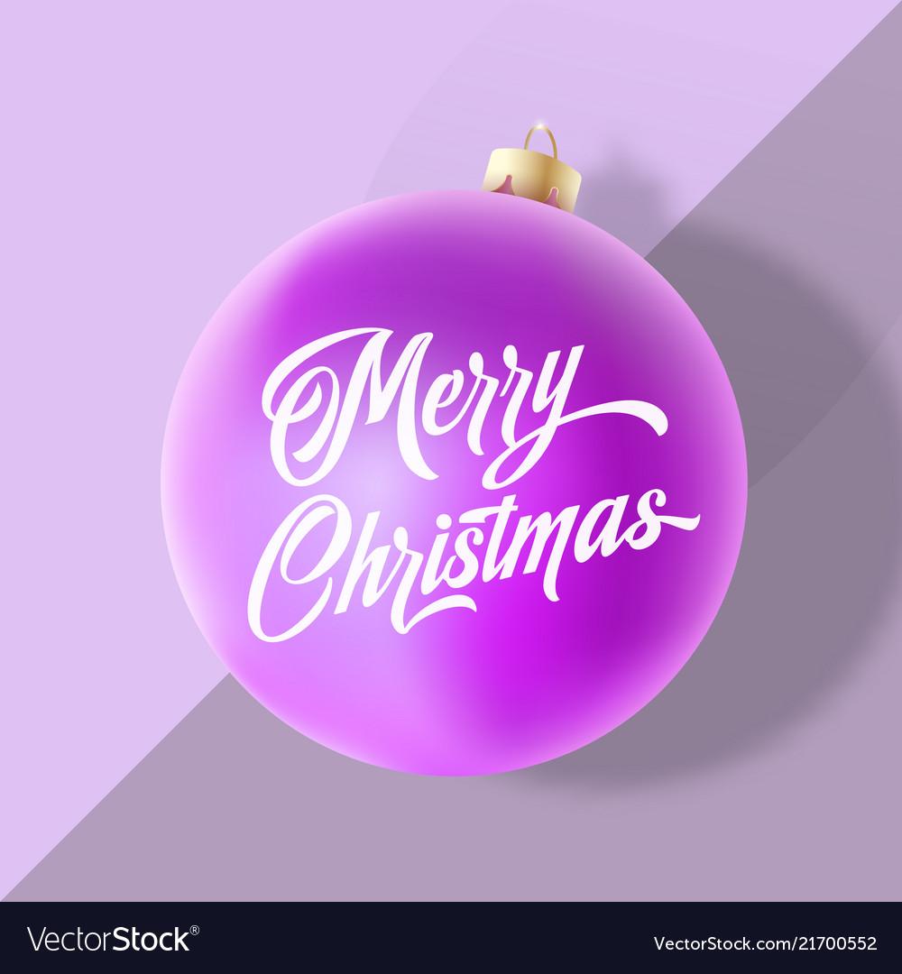 Pastel colors gentle christmas greeting card