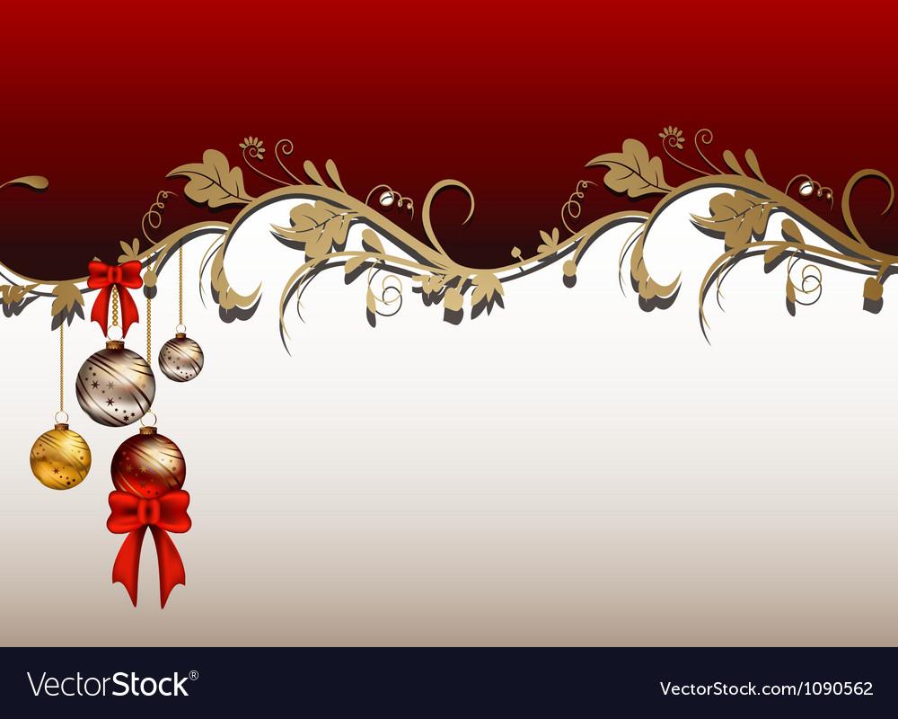 Christmas Beauty.Beauty Christmas Card Background
