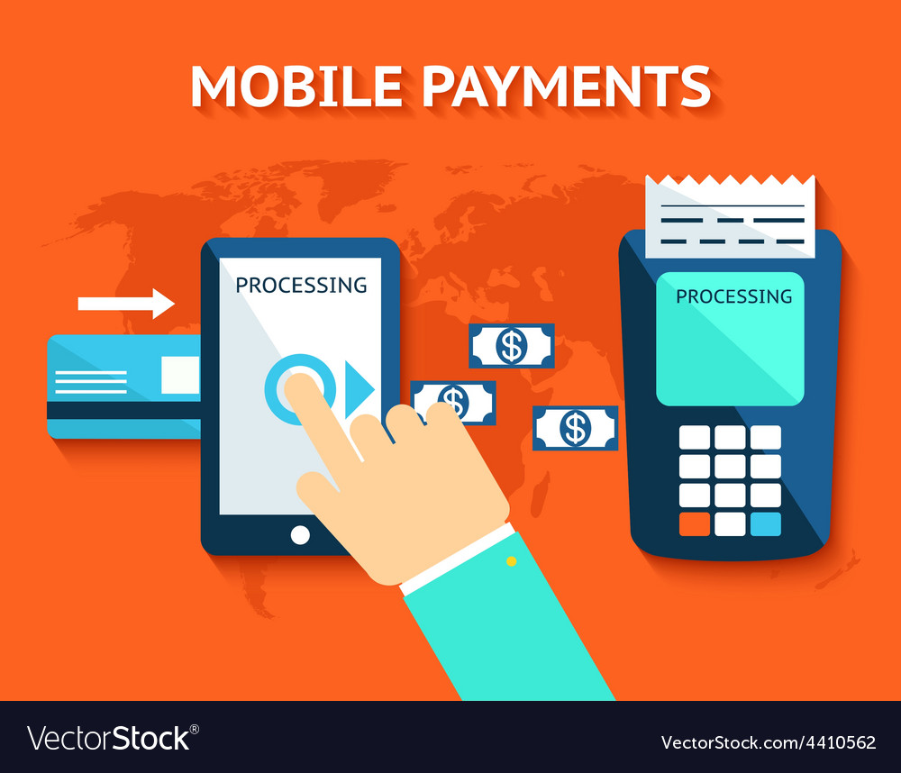 Mobile payments and near field communication NFC