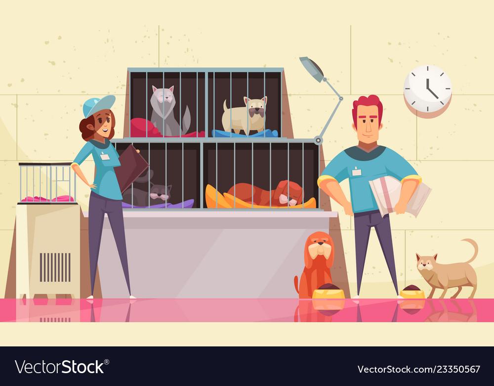 Animal shelter horizontal