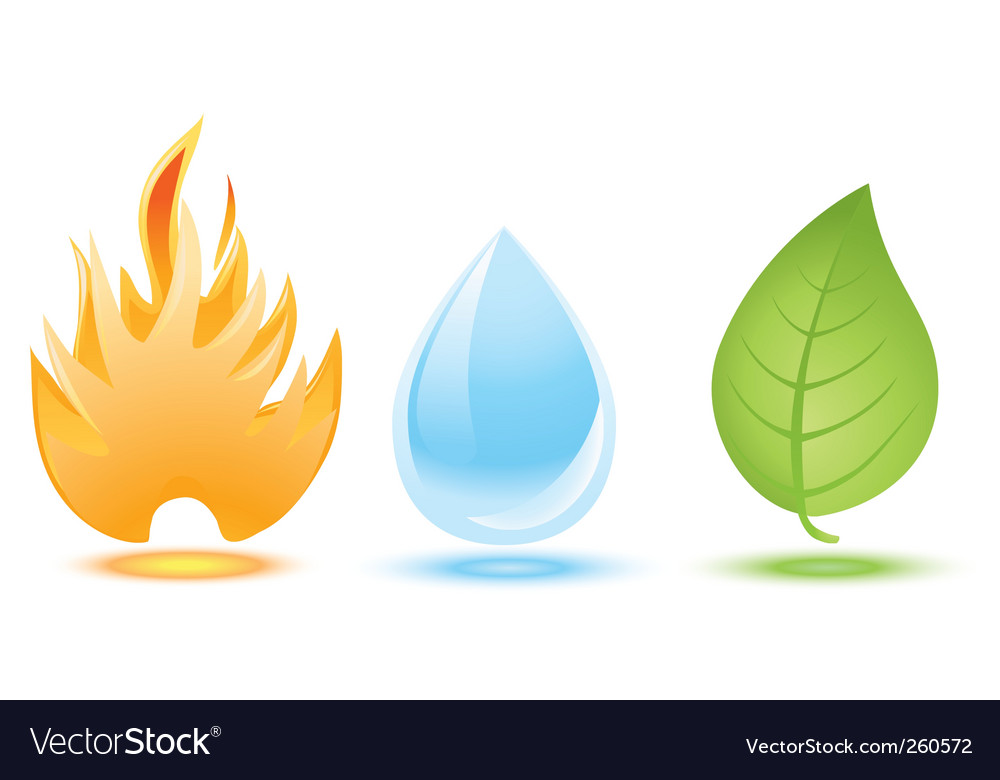 Fire water leaf