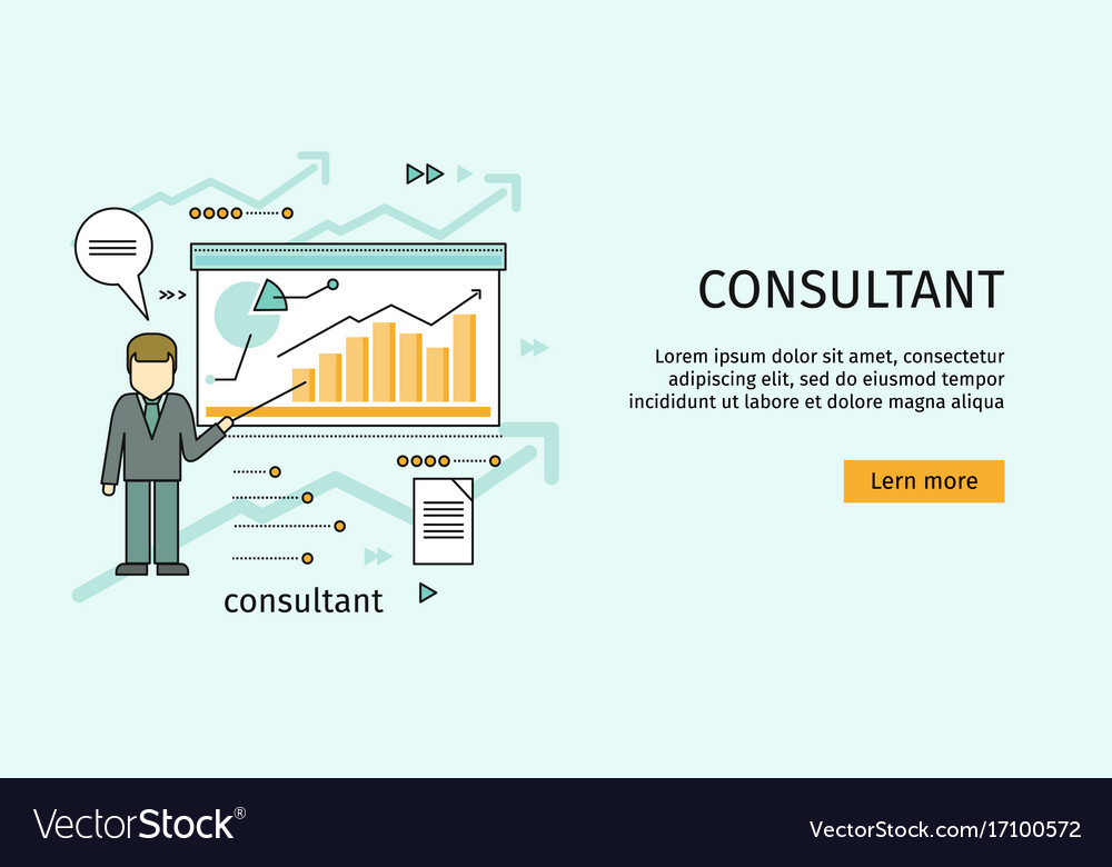 It Consultant Banners Website Advert Banners