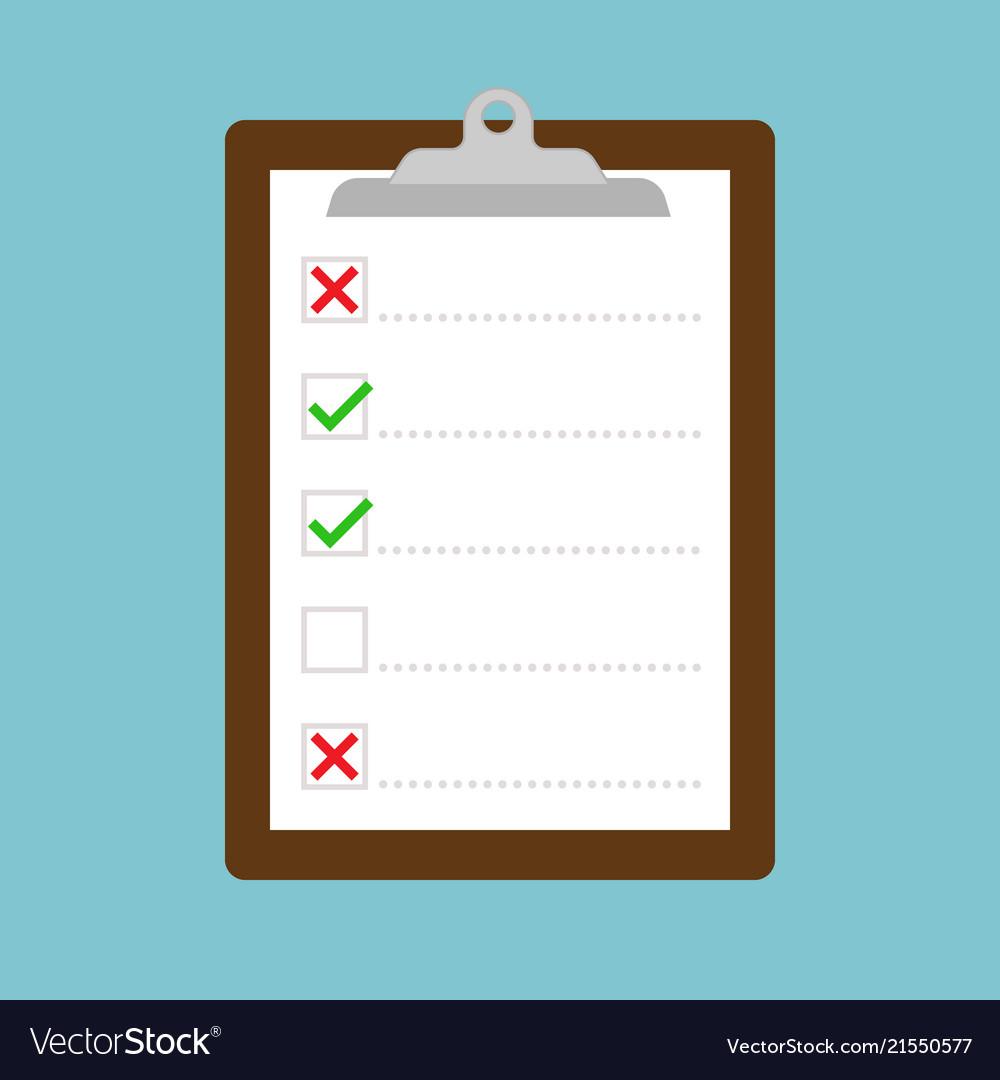 Giant check list