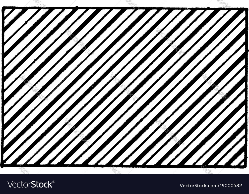 Wrought iron slag in the form of filaments vector image