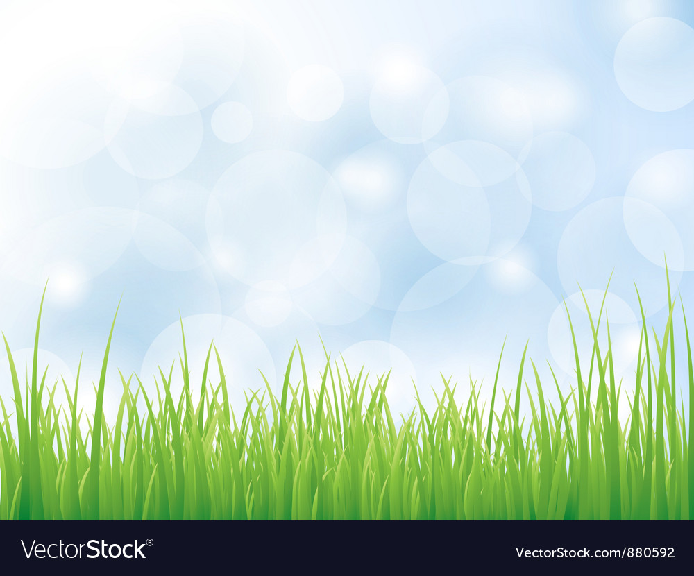 Nature background Royalty Free Vector Image - VectorStock