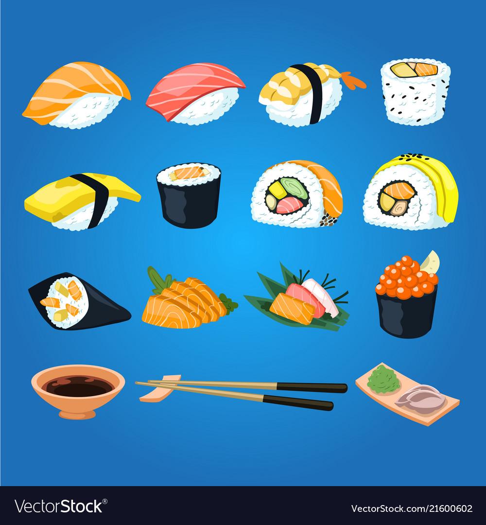Japan sushi food asia tasty culture
