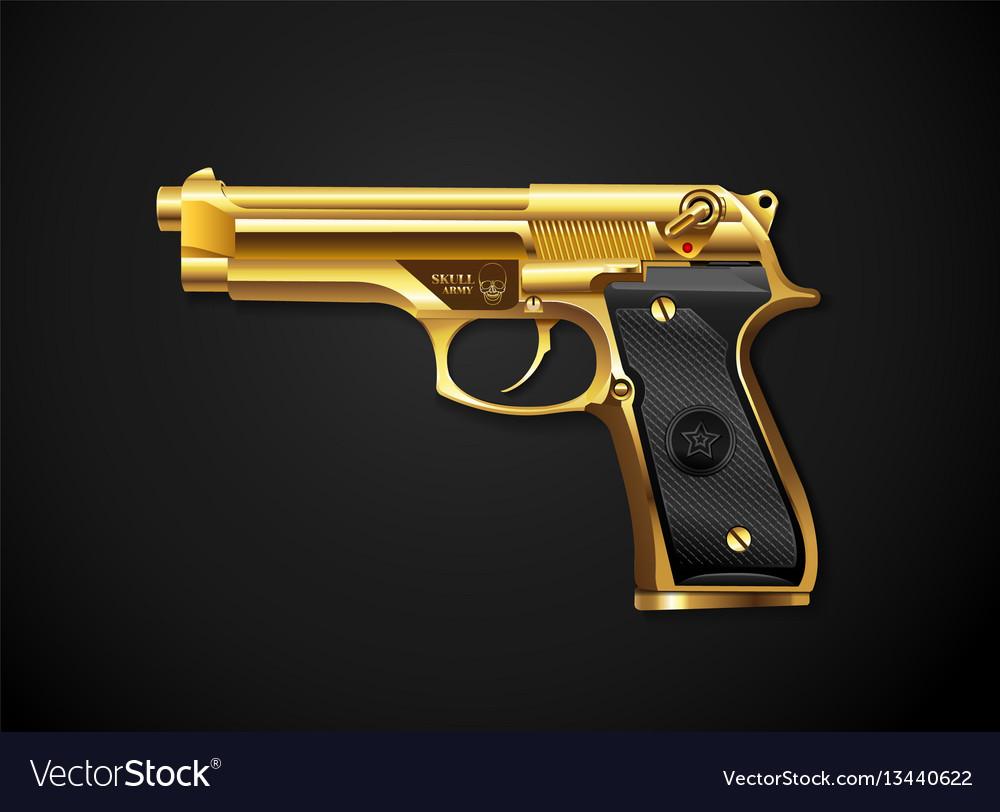 Gun gold