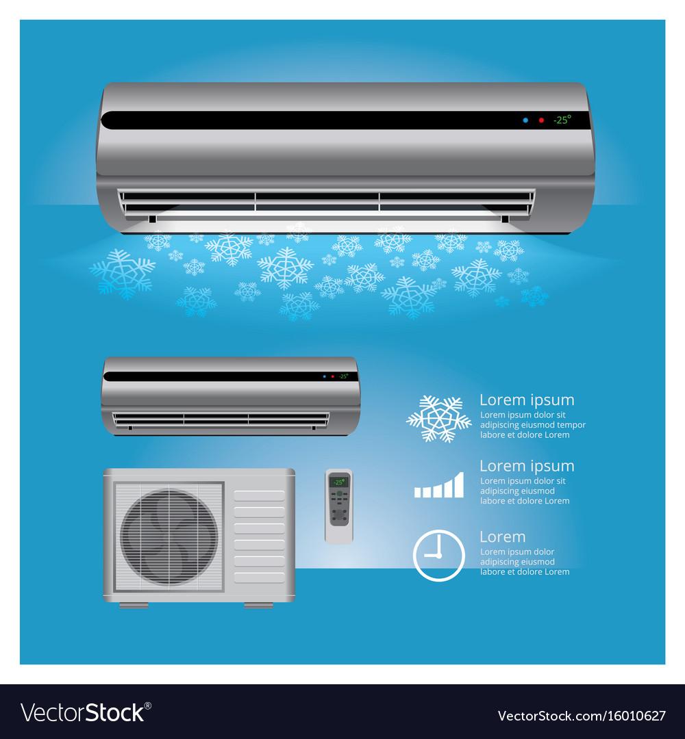 Air conditioner realistic