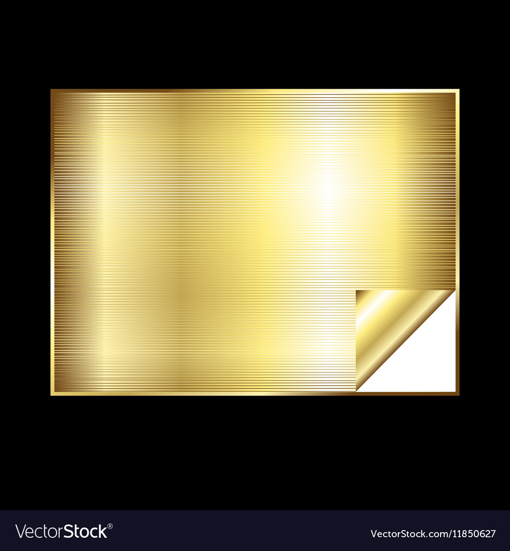 Golden gradient background
