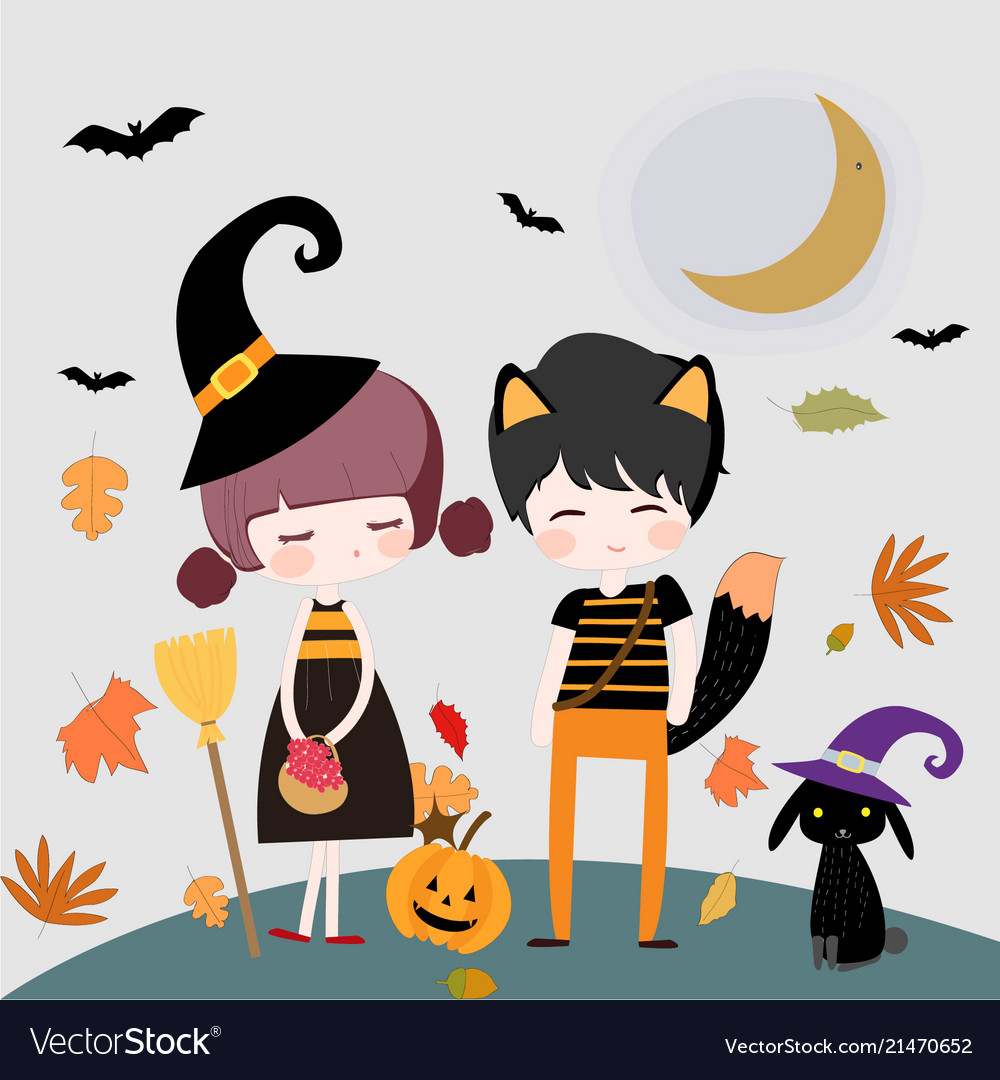 Happy Cute halloween graphics pictures foto