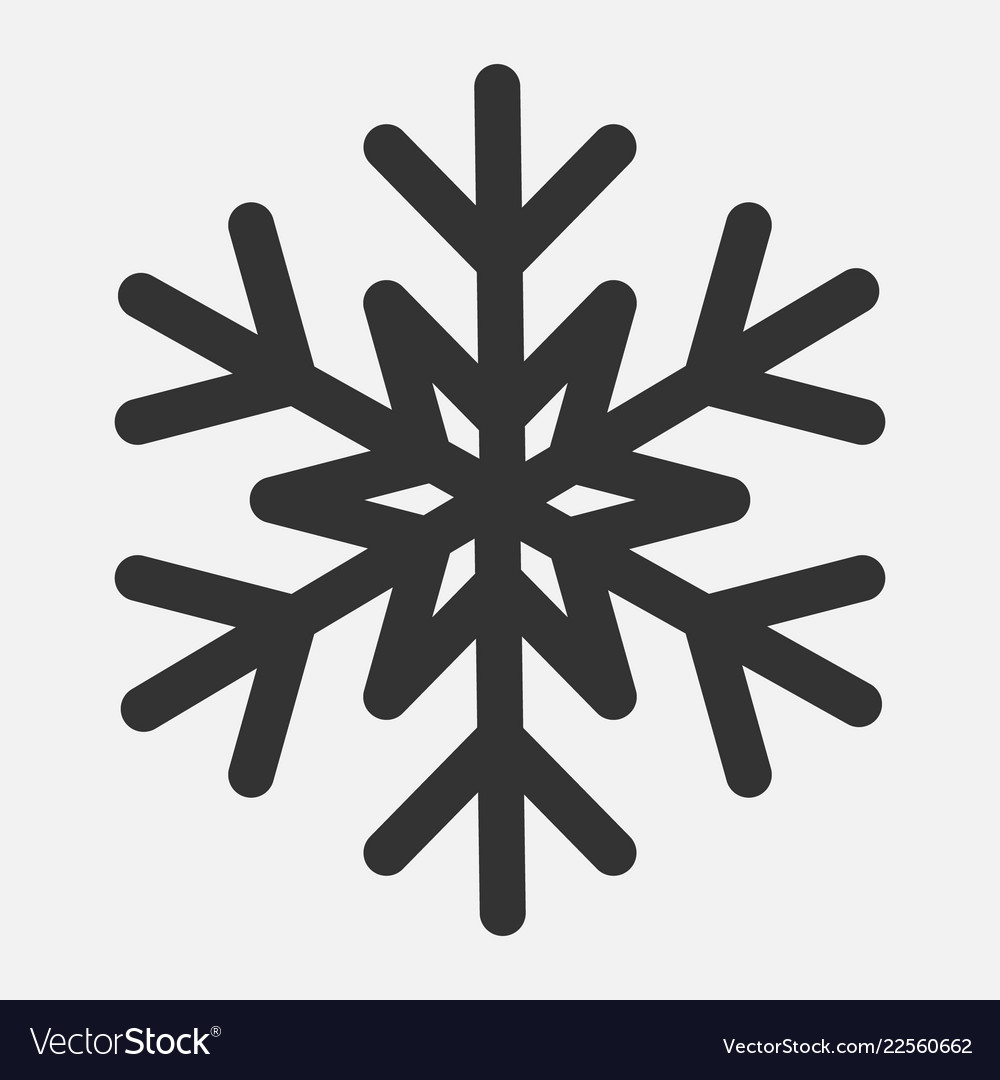 white snowflake template  Snowflake template for winter holiday cards