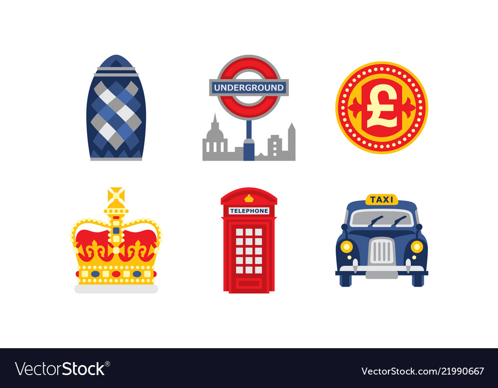 Great britain national symbols united kingdom