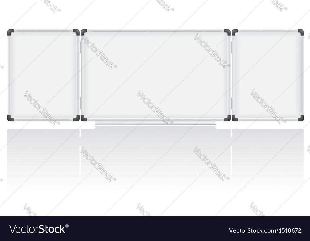 School board 04 vector image