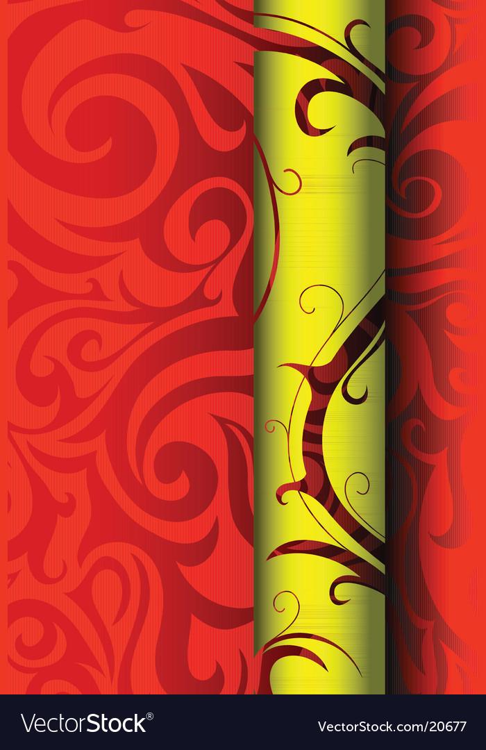 tribal wallpaper graphic design. Keywords: