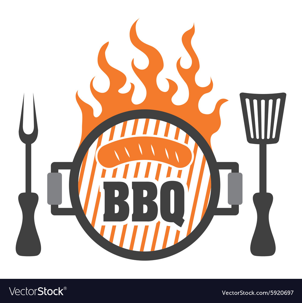Fresh and delicious sausages bbq designs