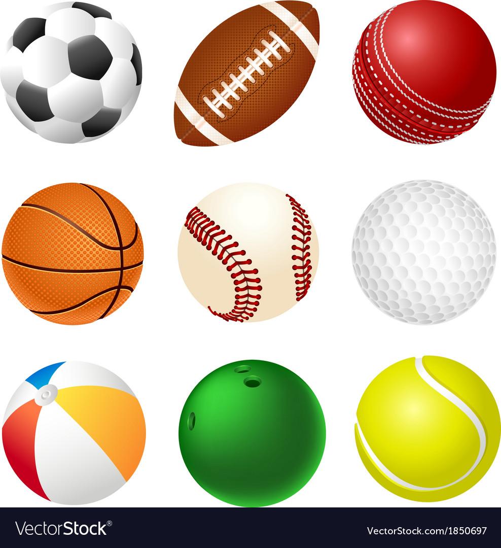 Set balls