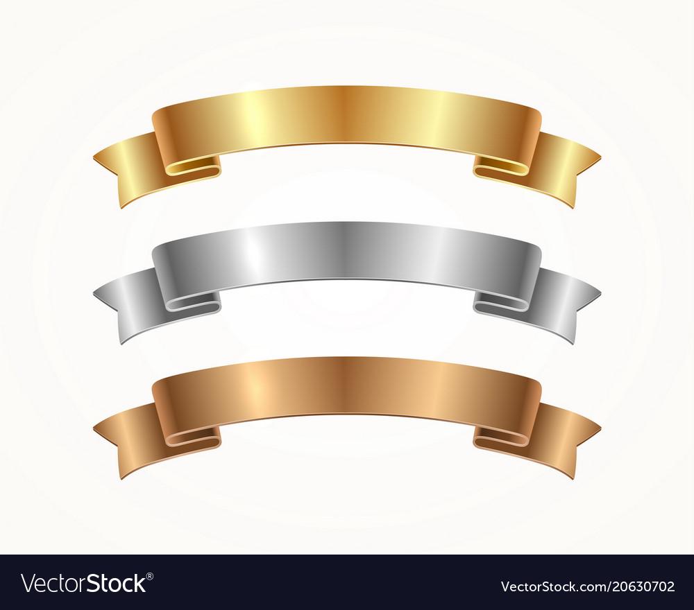 Set banner ribbon