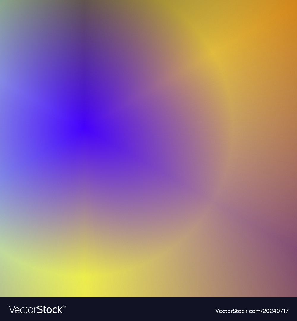Abstract gradient blur background vector image