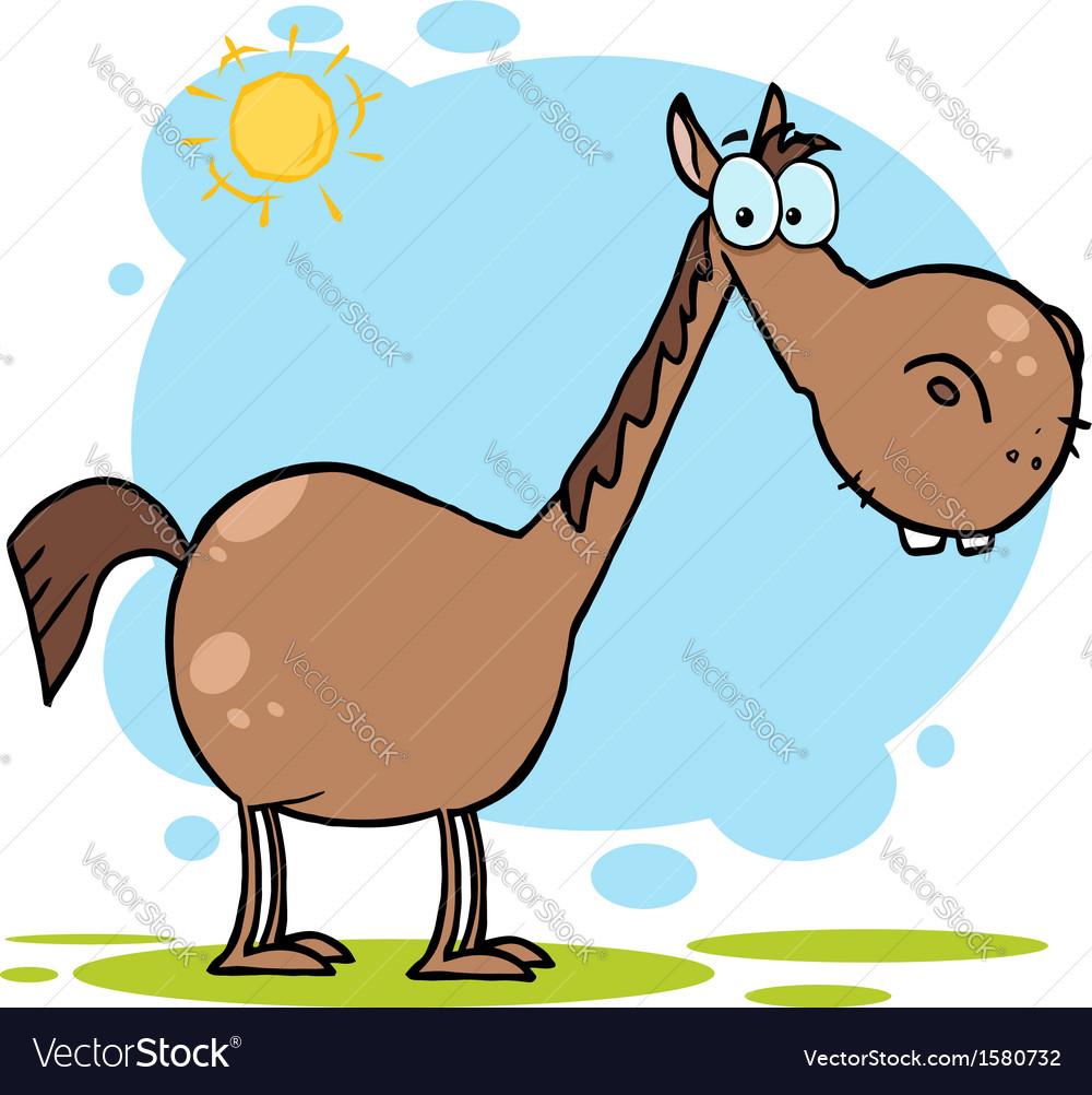 Картинки смешных лошадей нарисованные, анимашки