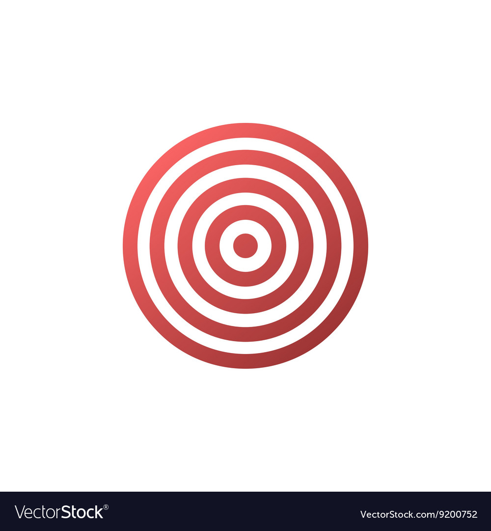 Target icon - background