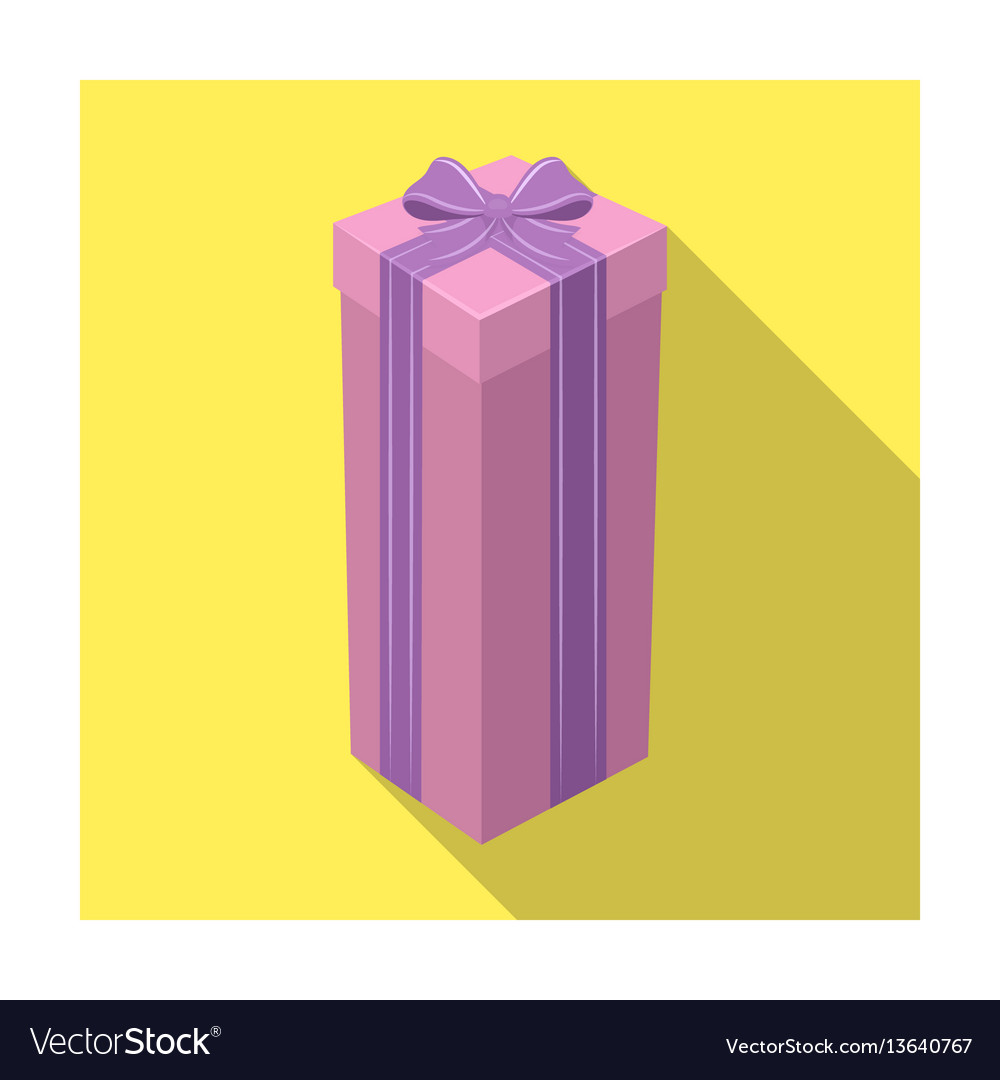 A high gift box for a high and narrow giftgifts