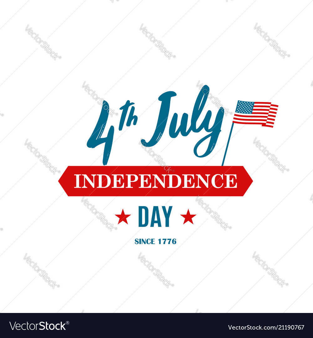 United states independence day 4th of july