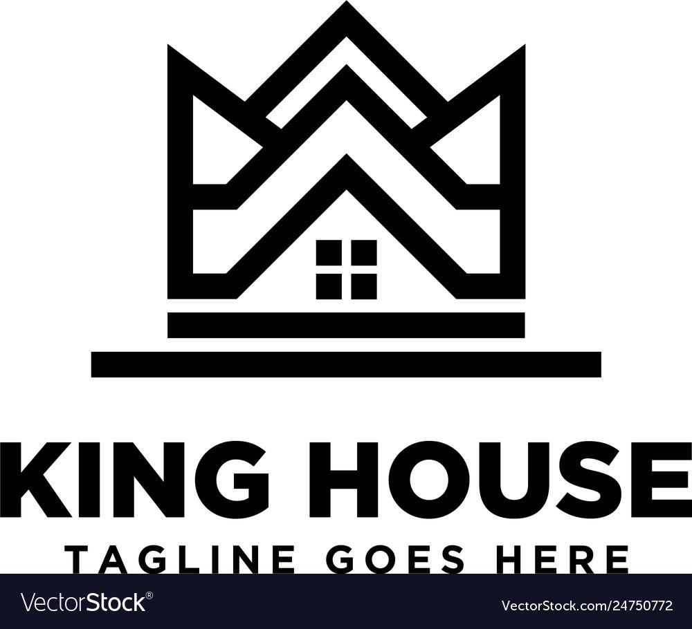 King house logo design inspiration