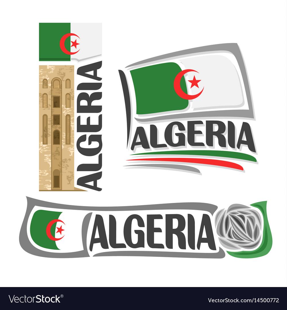 Logo for algeria