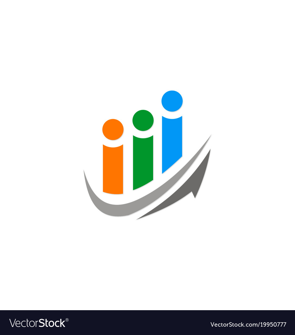 Arrow people group logo