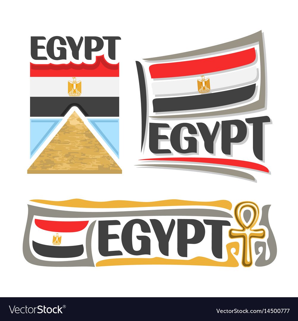 Logo for egypt