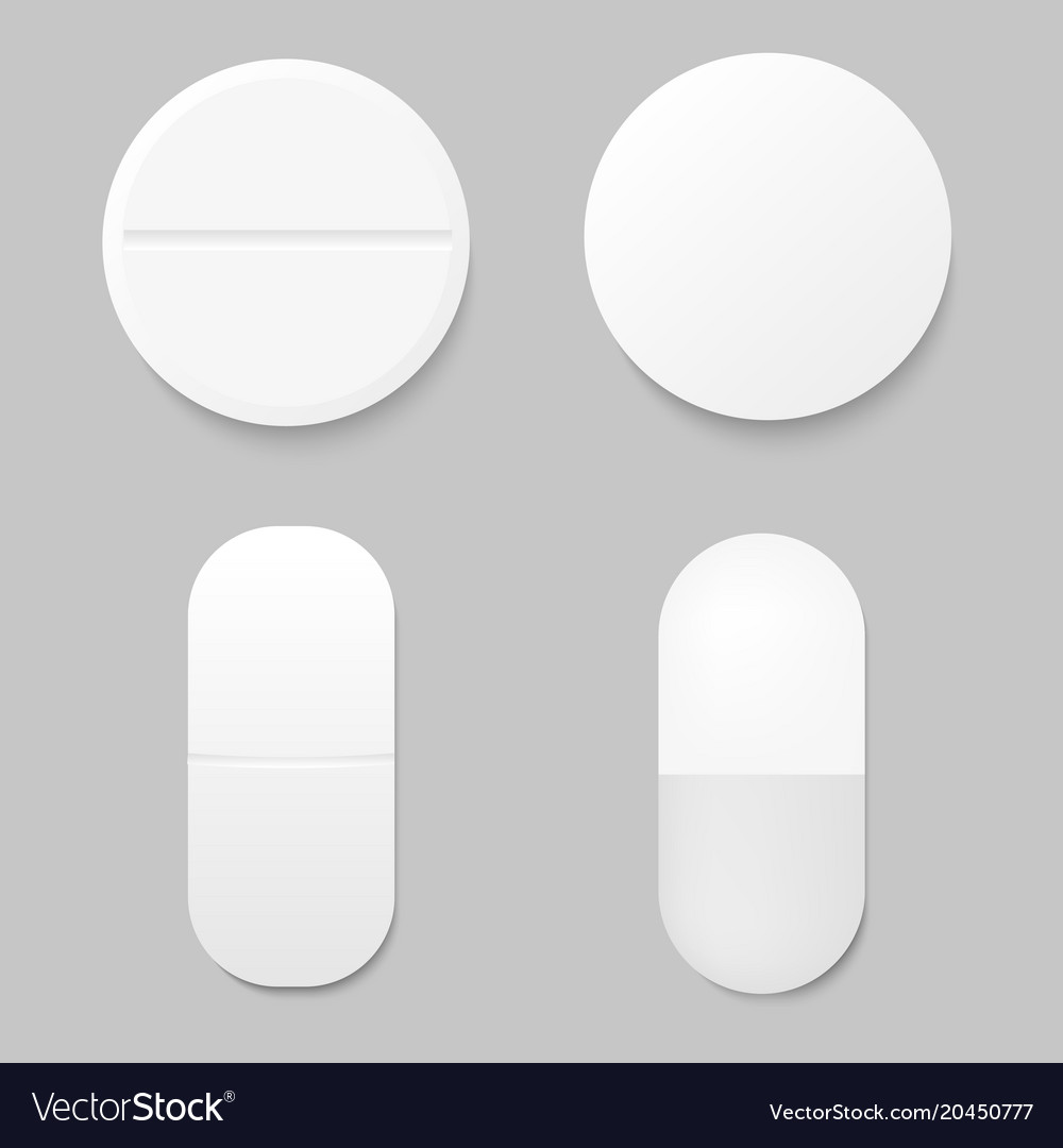 Set of realistic drugs