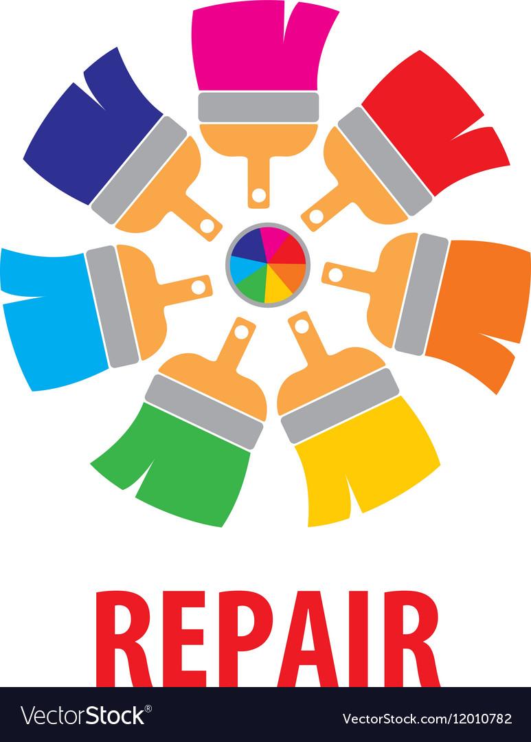 Logo for repair