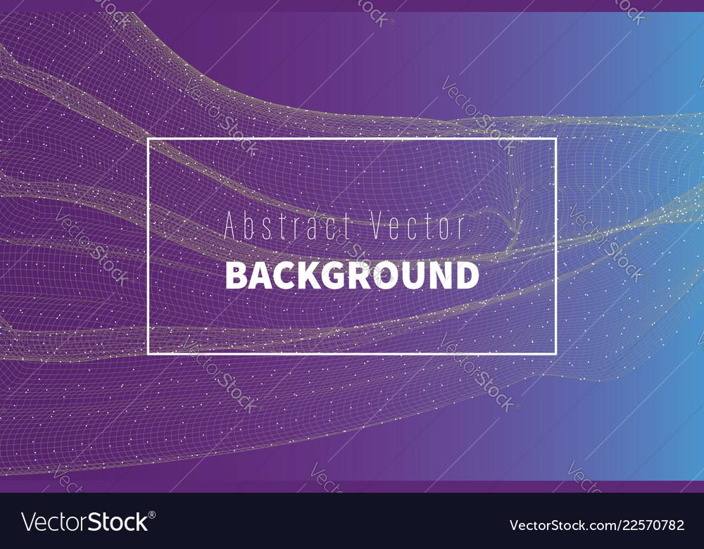 Modern abstract high tech background