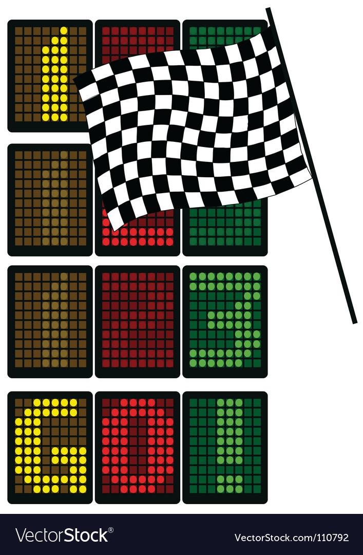 Formula 1 table