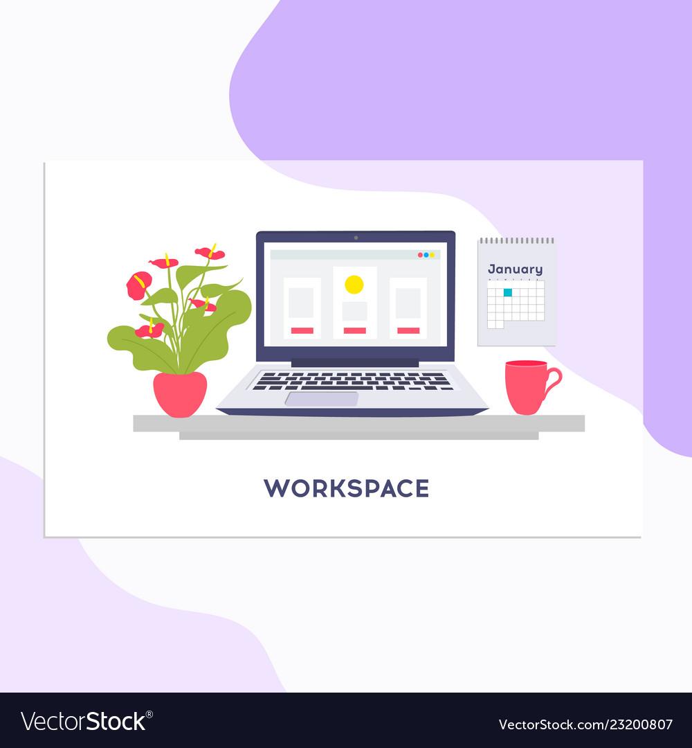 Workspace analytics optimization management