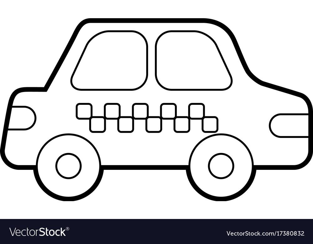Cab car transport public service city vehicle