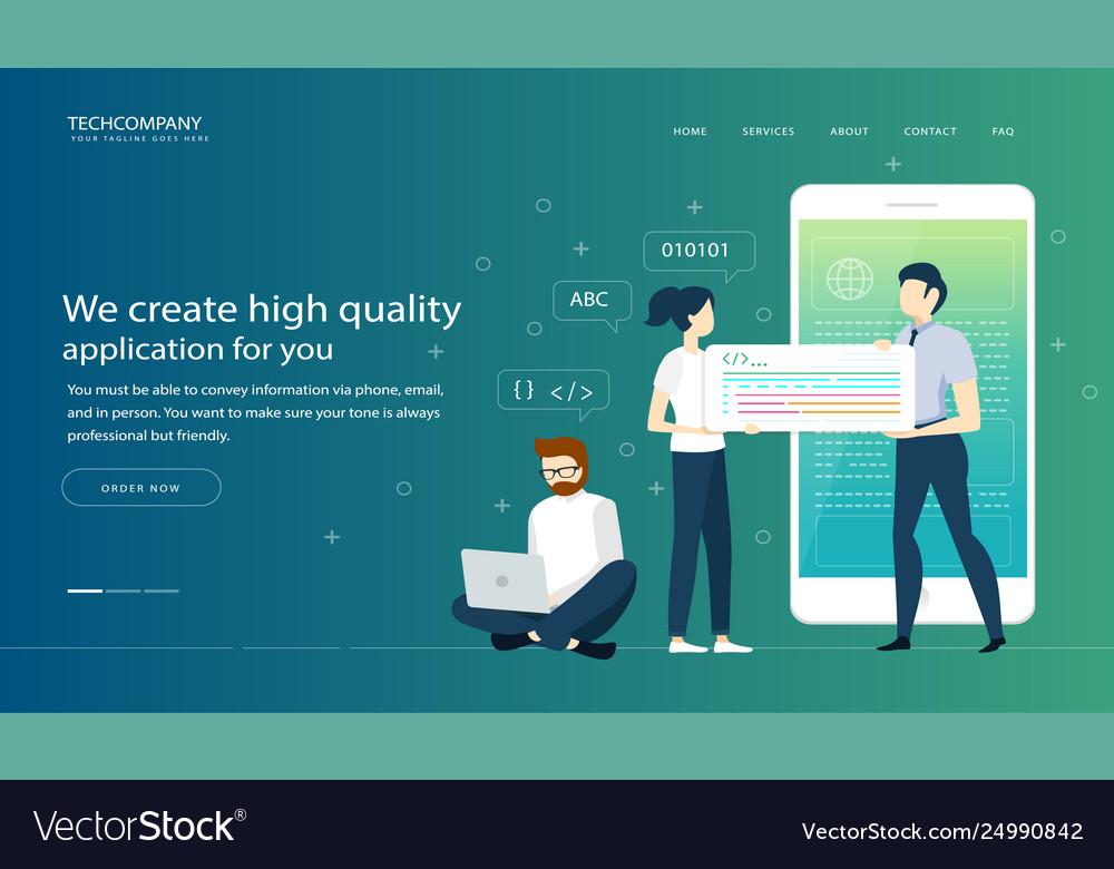 Web page design templates image