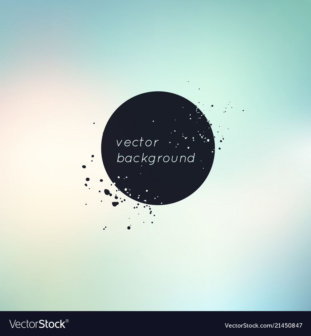 Abstract blur background with place for text and