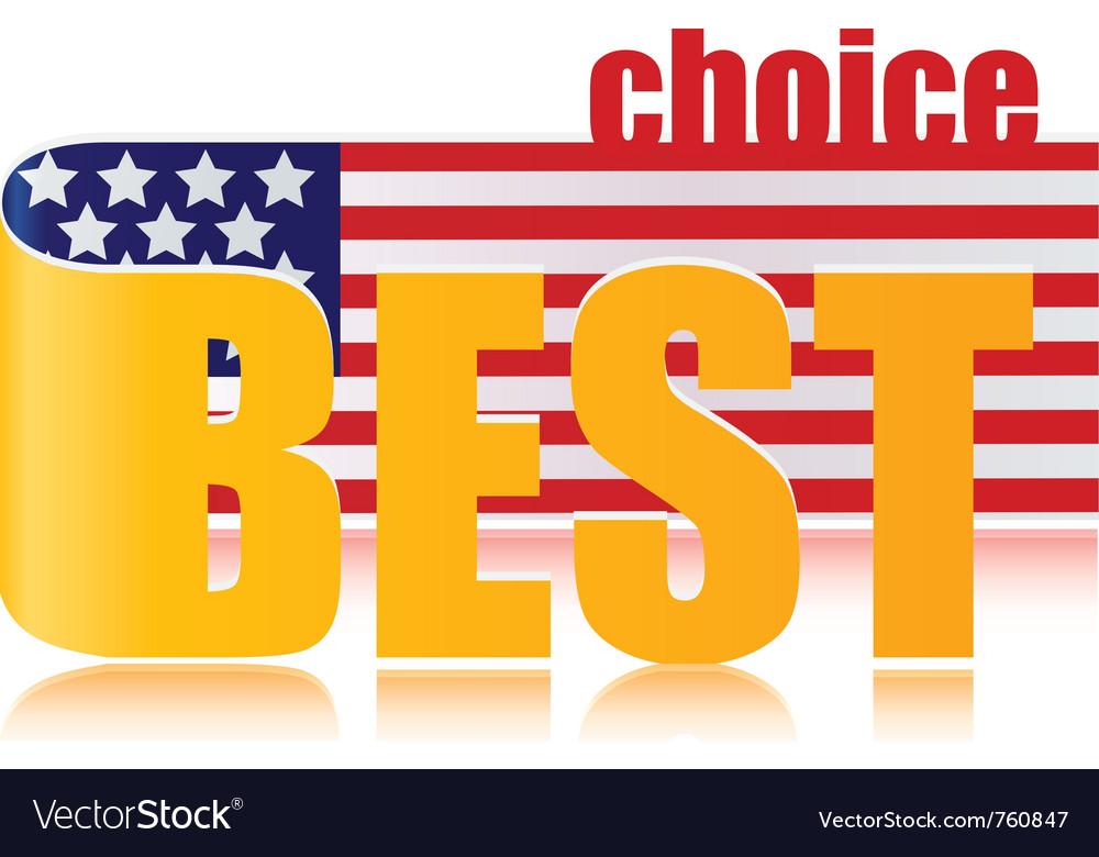 Best choice of america