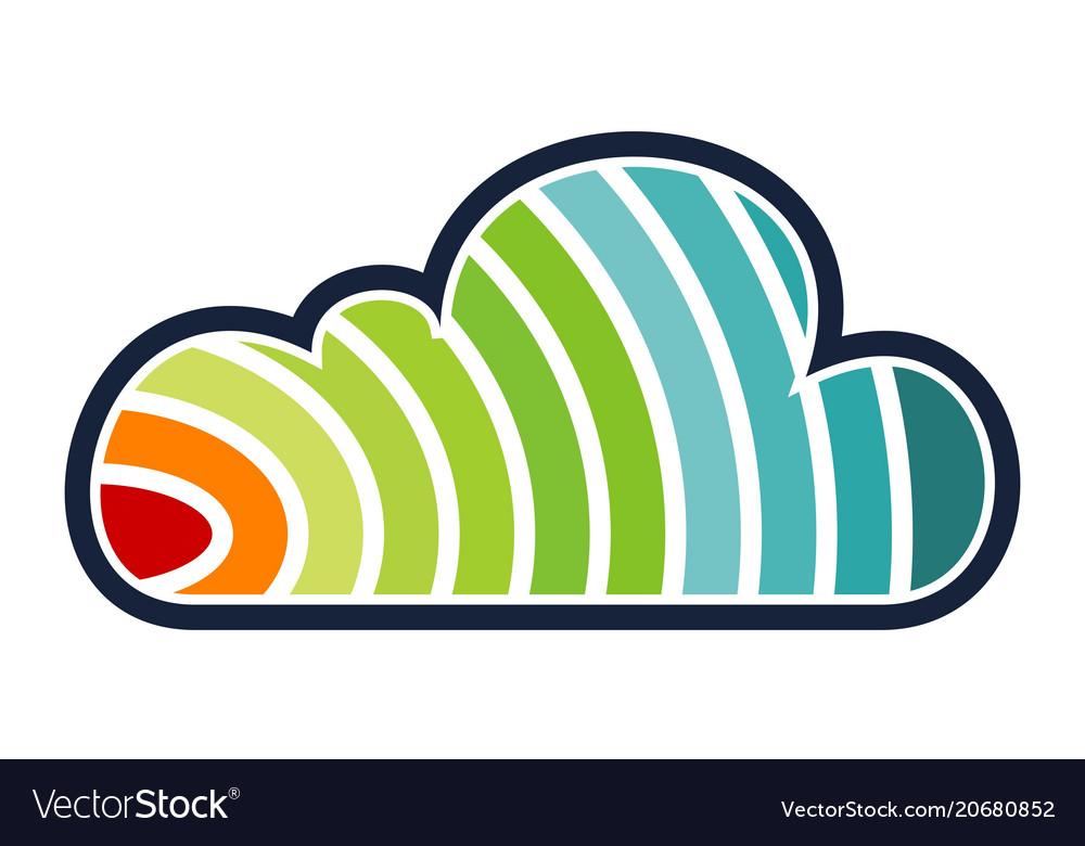 Rainbow cloud solution