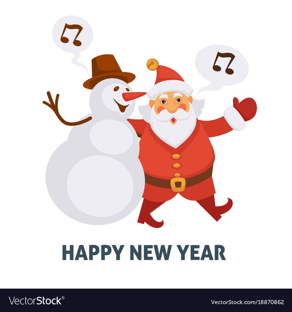 Happy New Year Cartoon 6