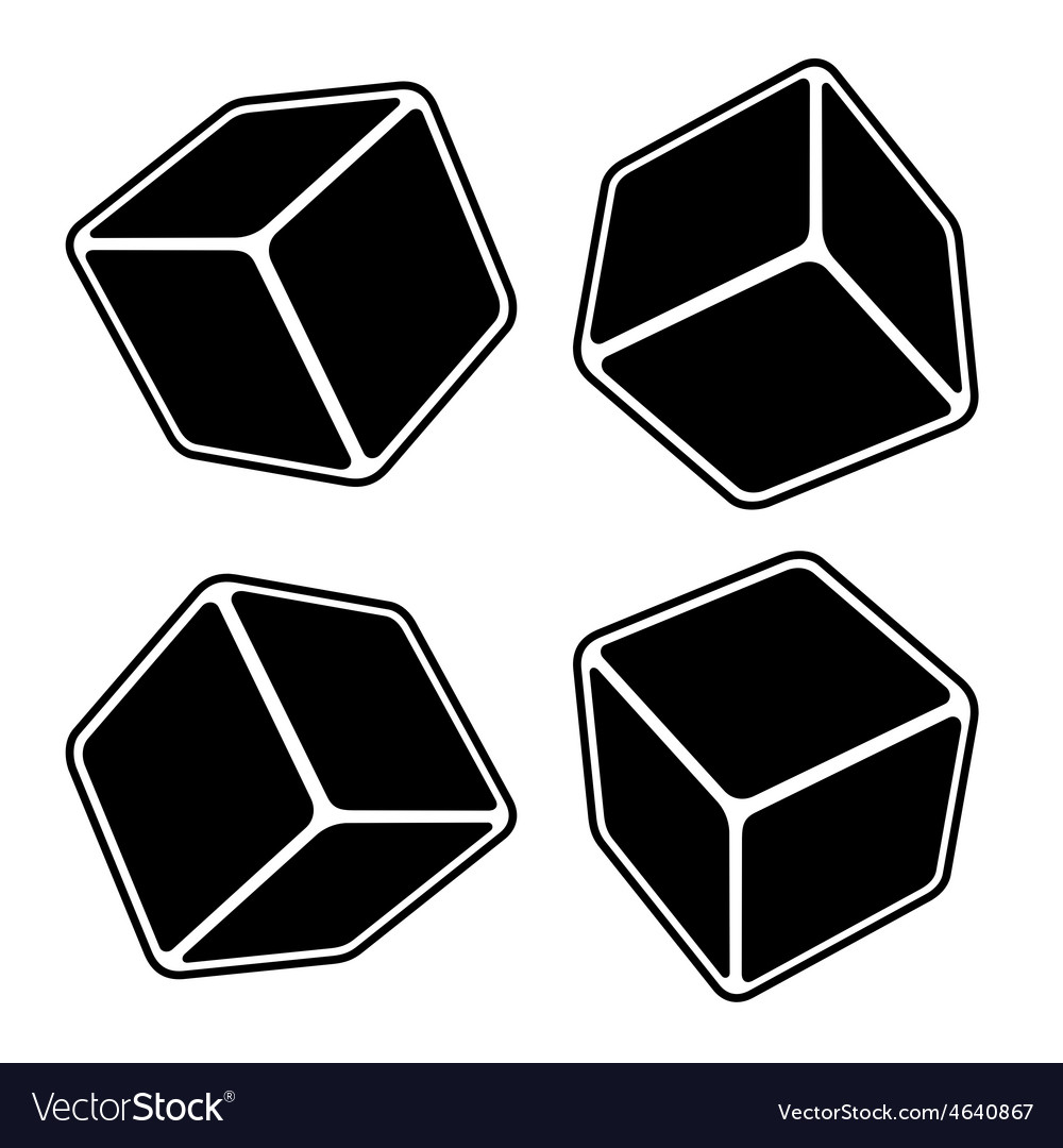 Black Blank Box Set